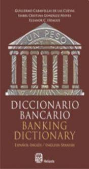 Papel Diccionario Bancario (Edicion Bilingue)
