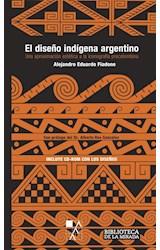 Papel DISEÑO INDIGENA ARGENTINO C/ CD ROM