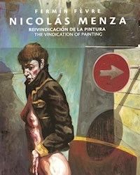 Libro Nicolas Menza  Encuadernado