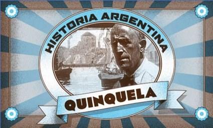 Papel Historia Argentina - Quinquela -