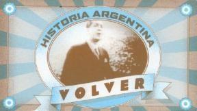 Papel Historia Argentina - Volver -