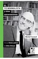 Papel YO MINIMALISTA Y OTRAS CONSERVACIONES (BIBLIOTECA DE LA MIRADA)