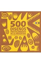 Papel 500 DISEÑOS PRECOLOMBINOS DE LA ARGENTINA CON DVD