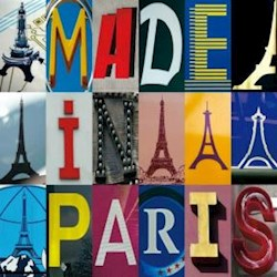 Libro Made In Paris
