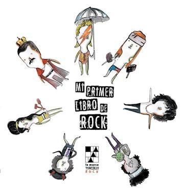 Papel Mi Primer Libro De Rock