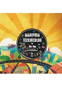 Papel Mariposa Tecknicolor