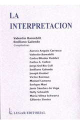 Papel LA INTERPRETACION