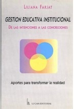 Papel GESTION EDUCATIVA INSTITUCIONAL DE LAS INTENCIONES A LAS CON