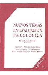 Test NUEVOS TEMAS EN EVALUACION PSICOLOGICA