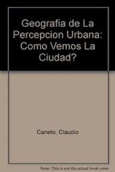 Papel Geografia De La Percepcion Urbana
