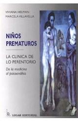 Papel NIÑOS PREMATUROS (LA CLINICA DE LO PERENTORIO)