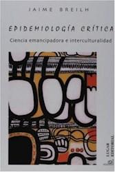 Libro Epidemiologia Critica
