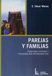 Libro Parejas Y Familias