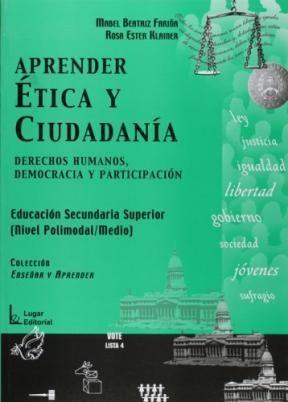 Papel Aprendr Etica Y Ciudadania