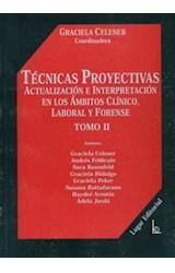 Test TECNICAS PROYECTIVAS 2 (ACTUALIZACION E INTERPRETACION EN LO