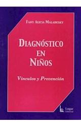 Test DIAGNOSTICO EN NIÑOS (VINCULOS Y PREVENCION)