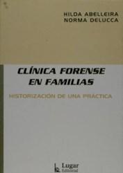 Libro Clinica Forense En Familias