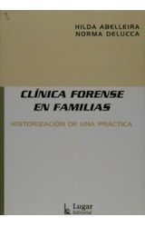 Papel CLINICA FORENSE EN FAMILIAS