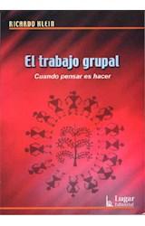 Papel TRABAJO GRUPAL, EL (CUANDO PESAR ES HACER)