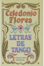 Papel LETRAS DE TANGO - CELEDONIO FLORES
