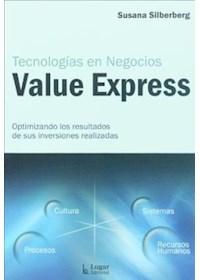 Papel Tecnologias En Negocios Value Express