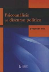 Libro Psicoanalisis Del Discurso Politico