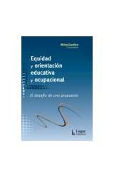 Papel EQUIDAD Y ORIENTACION EDUCATIVA Y OCUPACIONAL