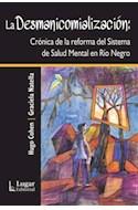 Papel DESMANICOMIALIZACION CRONICA DE LA REFORMA DEL SISTEMA DE SALUD MENTAL EN RIO NEGRO