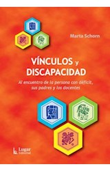 Papel VINCULOS Y DISCAPACIDAD (AL ENCUENTRO DE LA PERSONA CON DEFI