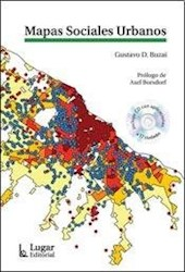 Libro Mapas Sociales Urbanos