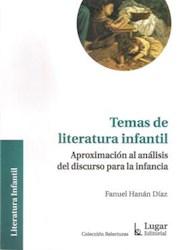 Libro Temas De Literatura Infantil