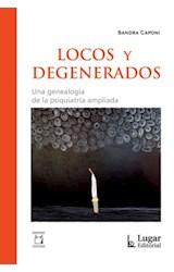 Papel LOCOS Y DEGENERADOS