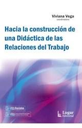 Papel HACIA LA CONTRUCCION DE UNA DIDACTICA DE LAS RELACIONES DEL