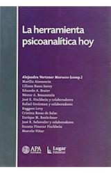 Papel LA HERRAMIENTA PSICOANALITICA HOY
