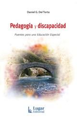 Papel PEDAGOGIA Y DISCAPACIDAD