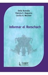 Test INFORMAR EL RORSCHACH