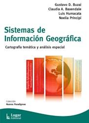 Libro Sistemas De Informacion Geografia