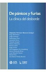 Papel DE PANICOS Y FURIAS