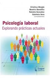 Papel PSICOLOGIA LABORAL