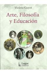 Papel ARTE, FILOSOFIA Y EDUCACION