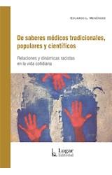 Papel DE SABERES MEDICOS TRADICIONALES, POPULARES Y CIENTIFICOS