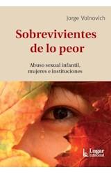 Papel SOBREVIVIENTES DE LO PEOR