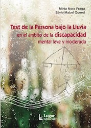 Libro Test De La Persona Bajo La Lluvia En El Ambito De La Discapacidad Mental