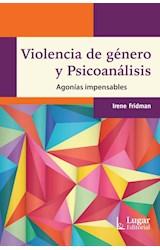 Papel VIOLENCIA DE GENERO Y PSICOANALISIS