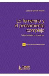 Papel LO FEMENINO Y EL PENSAMIENTO COMPLEJO