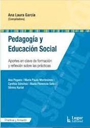 Libro Pedagogia Y Educacion Social