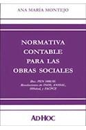 Papel NORMATIVA CONTABLE PARA LAS OBRAS SOCIALES