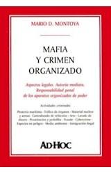 Papel MAFIA Y CRIMEN ORGANIZADO