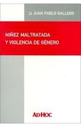 Papel NIÑEZ MALTRATADA Y VIOLENCIA DE GENERO