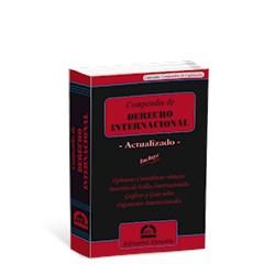 Libro Compendio De Derecho Internacional